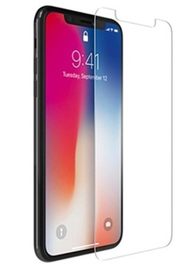 Screen Guard iPhone X Ekran Koruyucu Kırılmaz Cam Renksiz